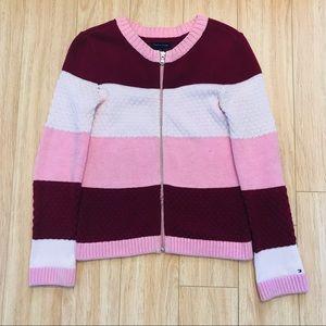 Tommy Hilfiger zip-up sweater